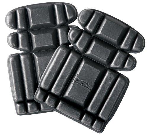 Apache Men's Polyethylene Knee Pad - Grey, One Size