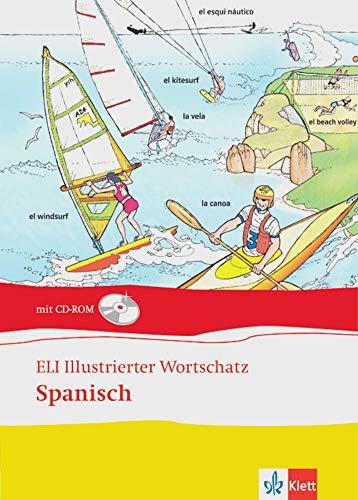 ELI illustrierter Wortschatz. Spanisch. Buch und CD-ROM