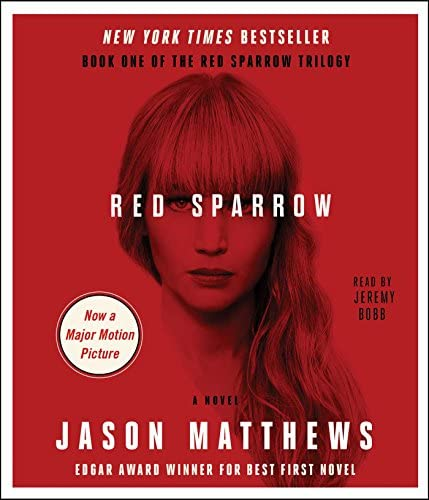 Red Sparrow A Novel product image