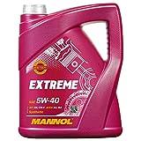 Mannol MN7915-5 Öl, Motoröl, 5 Liter
