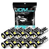 JDM ASTAR 10pcs Super Bright 194 168 175 2825...