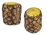 Fermaporta in stoffa, Ananas