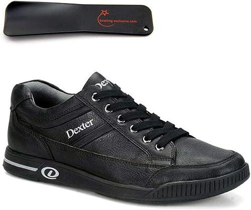 Bowling-exclusive , Chaussures de Bowling pour Homme Noir Noir