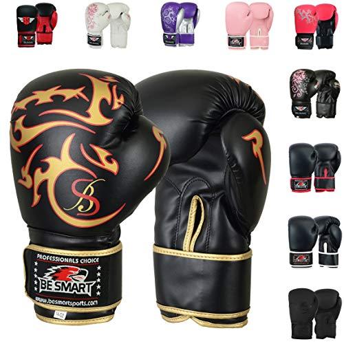 Damen Rosa Gel Boxhandschuhe BAG DAMEN Gym Kick Pads MMA Bag Mitts Muay Thai Pink Kostenlose Lieferung UK, Golden Tattoo