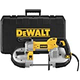 DEWALT Portable Band Saw, Deep Cut, 10 Amp, 5-Inch (DWM120K),Yellow,Large
