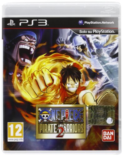 SONY ONE PIECE PIRATE WARRIORS 2 PS3