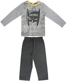 Pijama Largo de algodón de Batman Talla 4