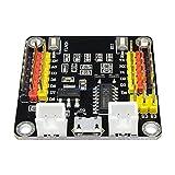 Vobor DM Strong ESP8266 Módulo de placa de desarrollo Wifi Programador Micro MCU de 32 bits de baja potencia