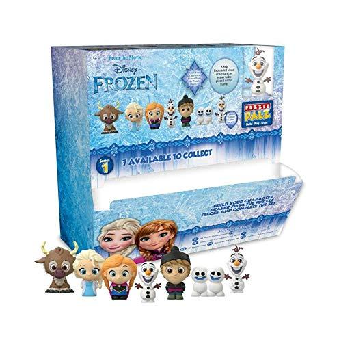SAMBRO Puzzle Palz De Frozen (DFR-Y6446), Multicolor (1)