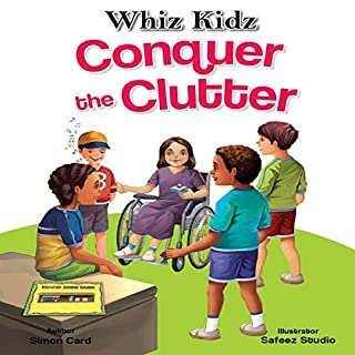 Whiz Kidz Conquer the Clutter cover art