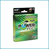 POWER PRO - Spectra Line 275, Color Green, Talla 0.280 mm