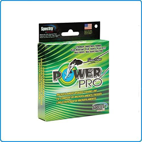 Power Pro Spectra Line 275, Verde, 0.410 mm