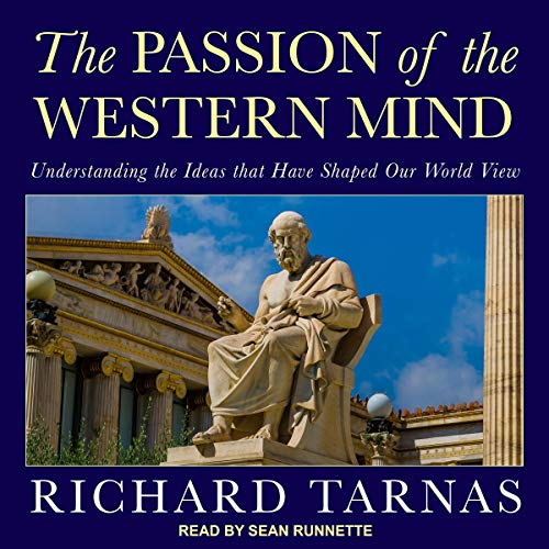 The Passion of the Western Mind  By  cover art