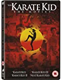 The Karate Kid 1-4 Box Set [Reino Unido] [DVD]