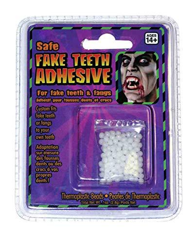 Horror-Shop Perles de remplacement thermoplastiques pour Scherzzähne