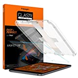 Spigen Tempered Glass Screen Protector [Glas.tR EZ Fit] Designed for iPad Mini 5 (2019) / iPad Mini 4 (2015) [9H Hardness/Case-Friendly]