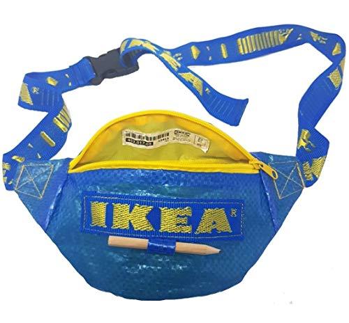 Der IKEA Bumbag Gürteltasche Festival Urban Fashion Streetwear Bauchtasche