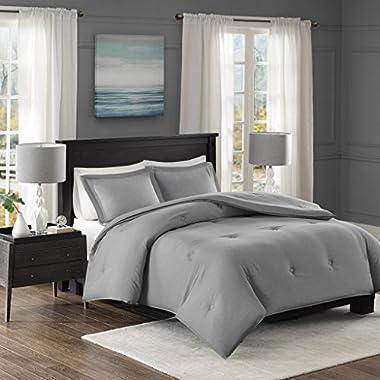 Madison Park Clay Yarn-Dyed Comforter Mini Set