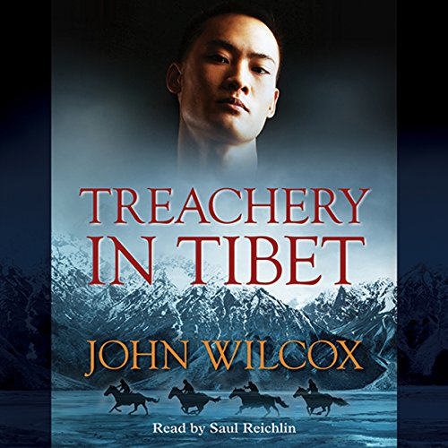 Treachery in Tibet cover art