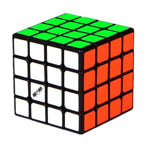 Cuberspeed QiYi Thunderclap Mini 4x4 (60mm) Black Speed Cube