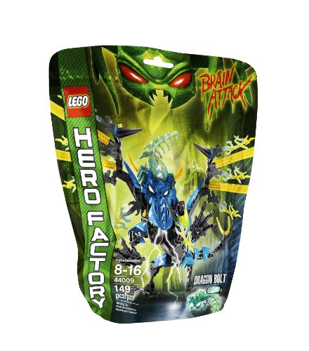 LEGO Hero Factory Dragon Bolt 149 pcs