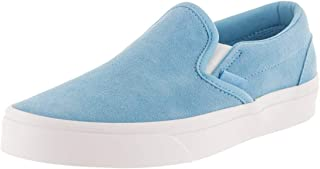 Vans Unisex Classic Slip-On (Soft Suede) Skate Shoe
