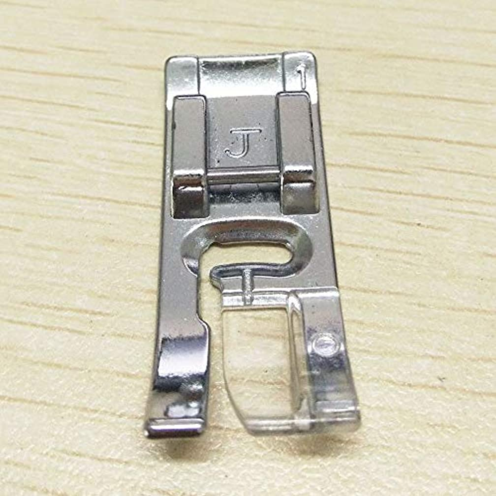 YICBOR Zig Zag Foot(J) #137748101 for Brother PC3000, PC4000, PC5000, PC6000, PC6500 and BabyLock BL7500, BL7800, BL8000, BL8500, BL9500