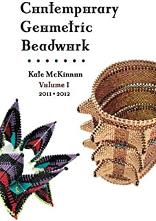 Contemporary Geometric Beadwork