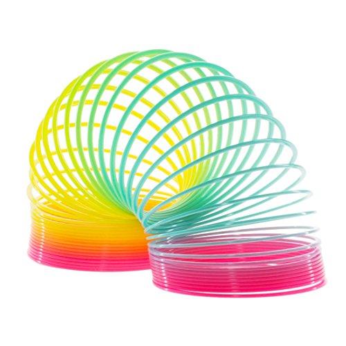 Rainbow Spring - Regenbogenspirale