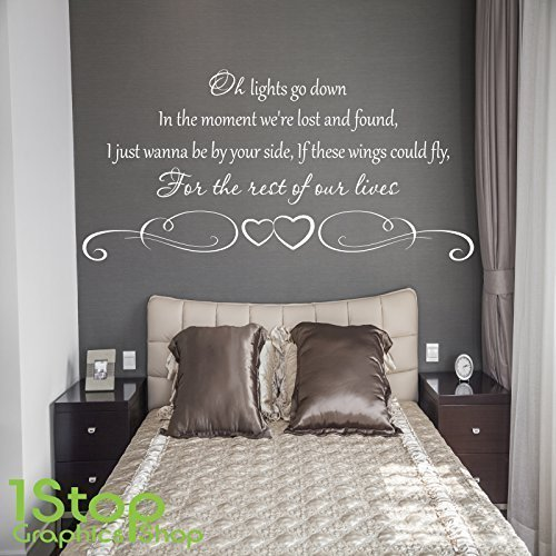 Bedroom Wall Sticker: Amazon.co.uk