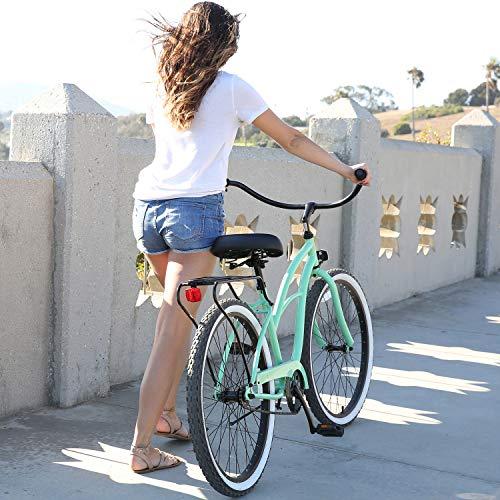 51zM3UM3DVL. SL500 Schwinn Perla Womens Beach Cruiser Bike