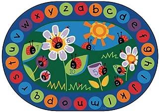 ladybug classroom rug