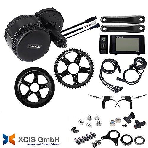 baratos y buenos 8FUNBafang Central Motor 48V750W BBS02 Kit de conversión para bicicleta eléctrica,… calidad