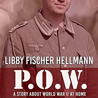 P.O.W.: A World War Two Novella audiobook cover art