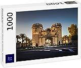Lais Puzzle Puerta de Palmas o Porta de Palmas, Badajoz, Extremadura 1000 Piezas