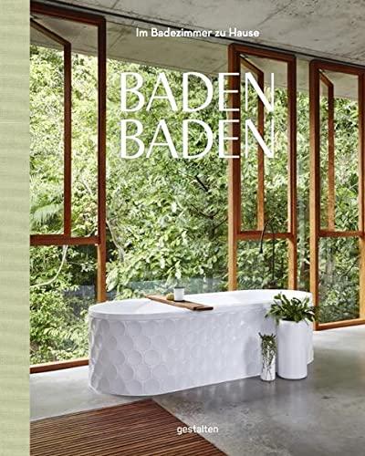 Baden Baden. Im Badezimmer zu Hause