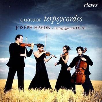 Haydn: Three String Quartets from Op. 33