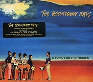 A Tonic For The Troops by The Boomtown Rats (2005-02-21)