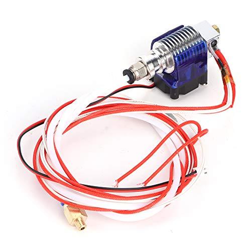 Kit completo hot end J-Head V6 1,75 mm, aggiornamento stampante 3D Accessori estrusore remoto Ugello...