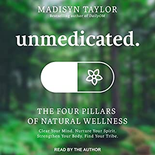 Unmedicated audiobook cover art