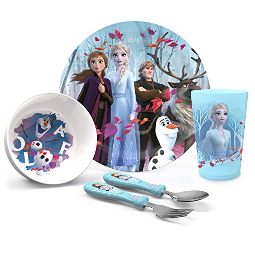 Disney Frozen Bumps et éraflures Travel Set