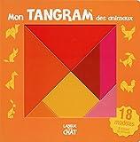 Mon tangram des animaux (Mon livre tangram)