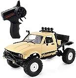 Ladan 4WD Stoßdämpfung RC Geländewagen Maßstab 1:16 Simulation Big Foot Bergsteigen Auto Big Foot All Terrain LKW High Speed SUV Fernbedienung Buggy Jeep