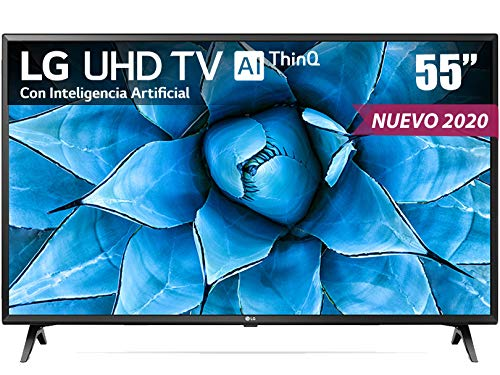 TV LG 55' 4K Smart TV LED 55UN7300PUC 2020