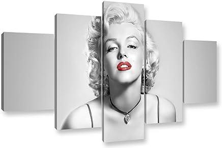 Amazon.it: Marilyn Monroe - Stampe e quadri su tela / Stampe e ...