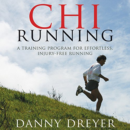 Chi Running audiobook cover art