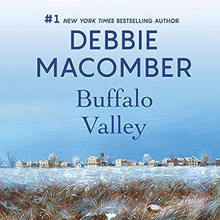 Buffalo Valley audiobook cover art