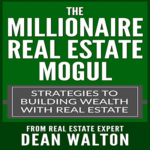 The Millionaire Real Estate Mogul audiobook cover art