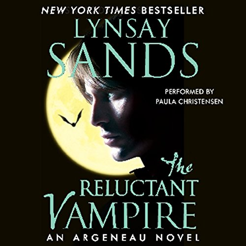 Couverture de The Reluctant Vampire