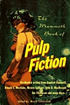 Mammoth Book of Pulp Fiction (The Mammoth Book Series) (1996-08-03)